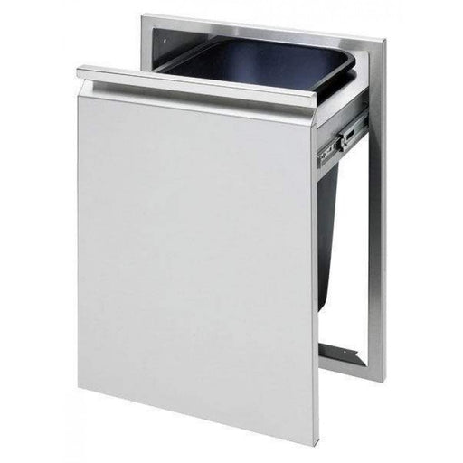 "Twin Eagles 18"" Tall Trash Drawer (Trash Can Included) - Premier Grilling"