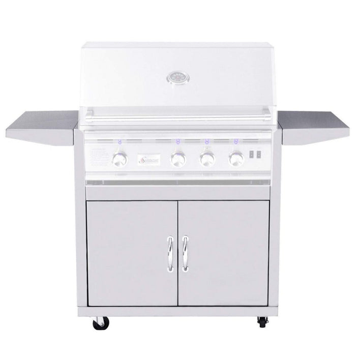 Summerset Cart for TRL Grill - Premier Grilling