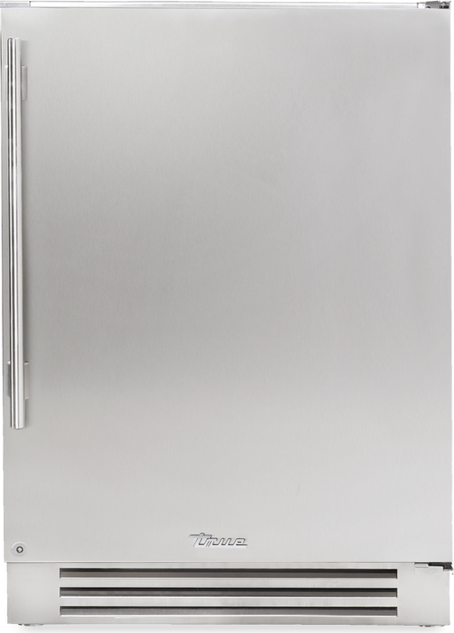 "True Residential 24"" Stainless Steel Undercounter Fridge - Premier Grilling"