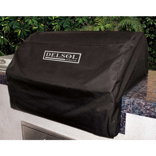 Delsol Vinyl Cover for Built-In Grill - Premier Grilling