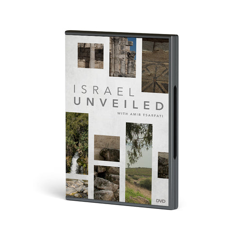 Israel Unveiled Volume 1