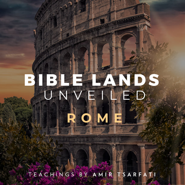 Bible Lands Unveiled: Rome PDF