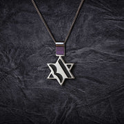 Star Nano Bible necklace