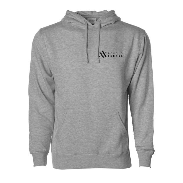 BI Stacked Hooded Sweatshirt