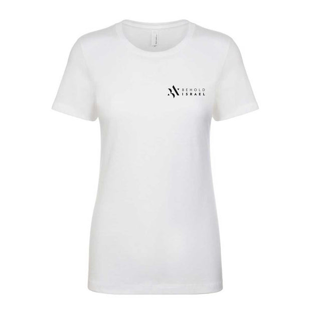 BI Stacked Logo Womens T Shirt