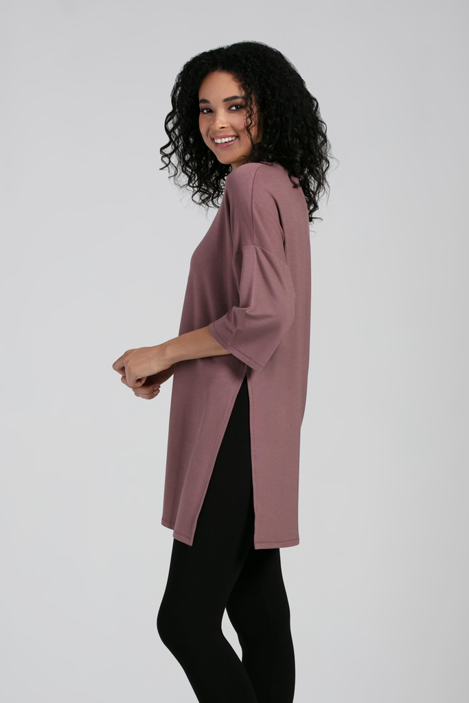 Organic Womens Tunics-Bamboo Clothing-Eco Friendly-LNBF USA