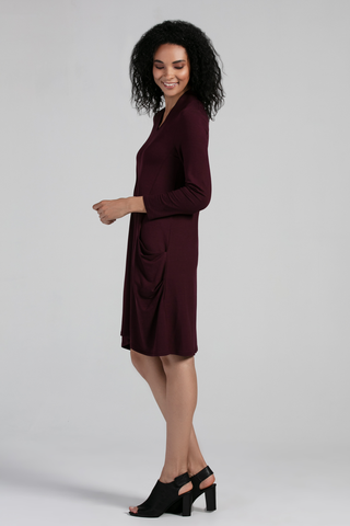 Rochelle 3/4 sleeve Dress
