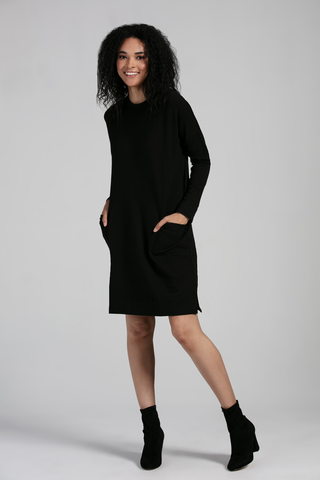 Irma Fleece Dress