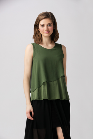 Madison Chiffon Top