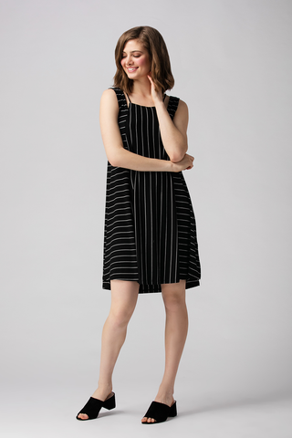 Camille A-line Tank Dress
