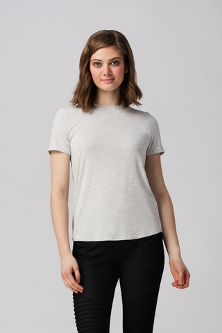 Gracie Crew Neck Tee