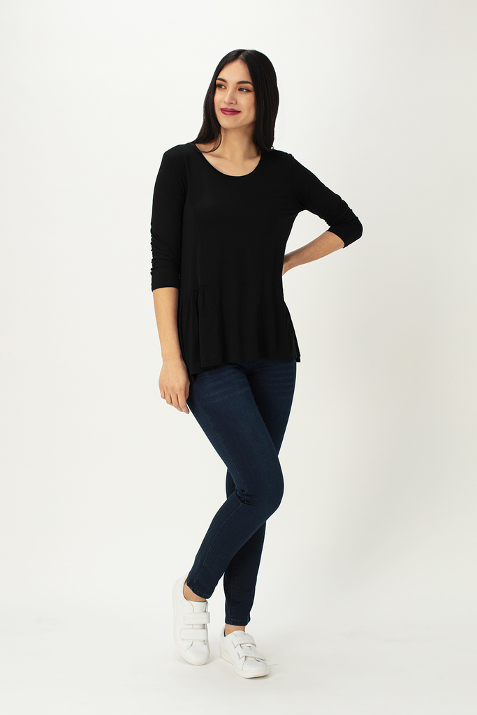 Lena 3/4 Sleeve Top