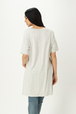 Rayna Drop Shoulder Tunic