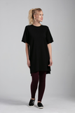 Organic Womens Dresses-Fleece Essentials-Bamboo Clothing-Eco Friendly-LNBF USA
