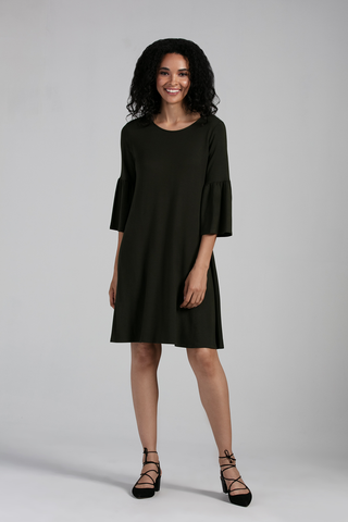 Larissa Bell Sleeve Dress