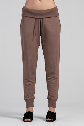 Organic Womens Joggers-Pants-Fall Essentials-Bamboo Clothing-Eco Friendly-LNBF USA