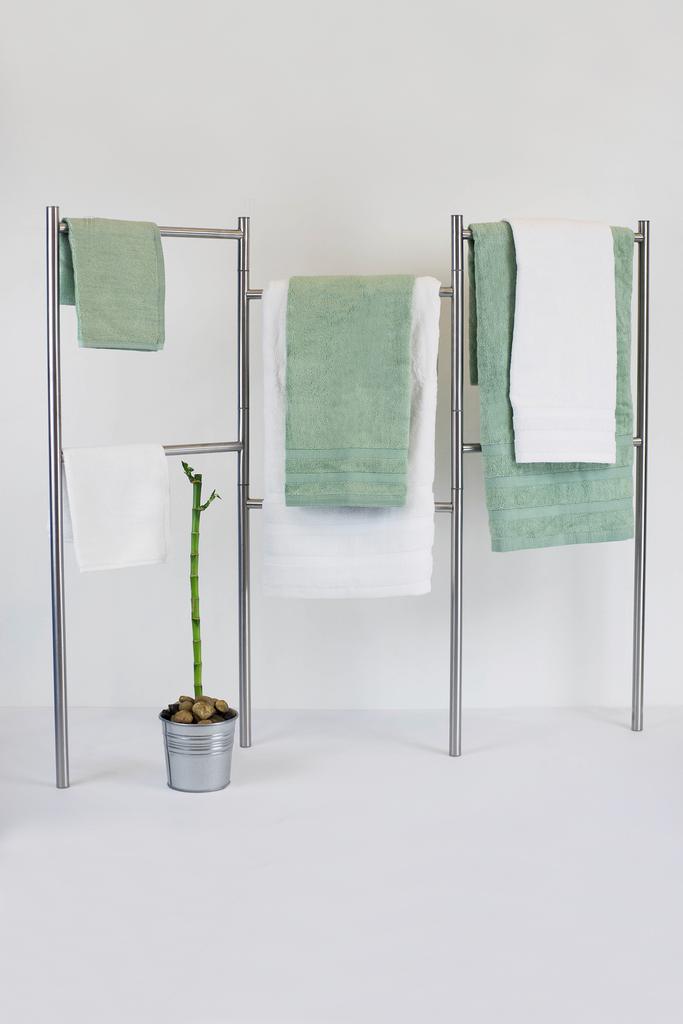 Bamboo towel sets-benefits of bamboo-fiber sheets-home collection-essentials bedding-LNBF USA