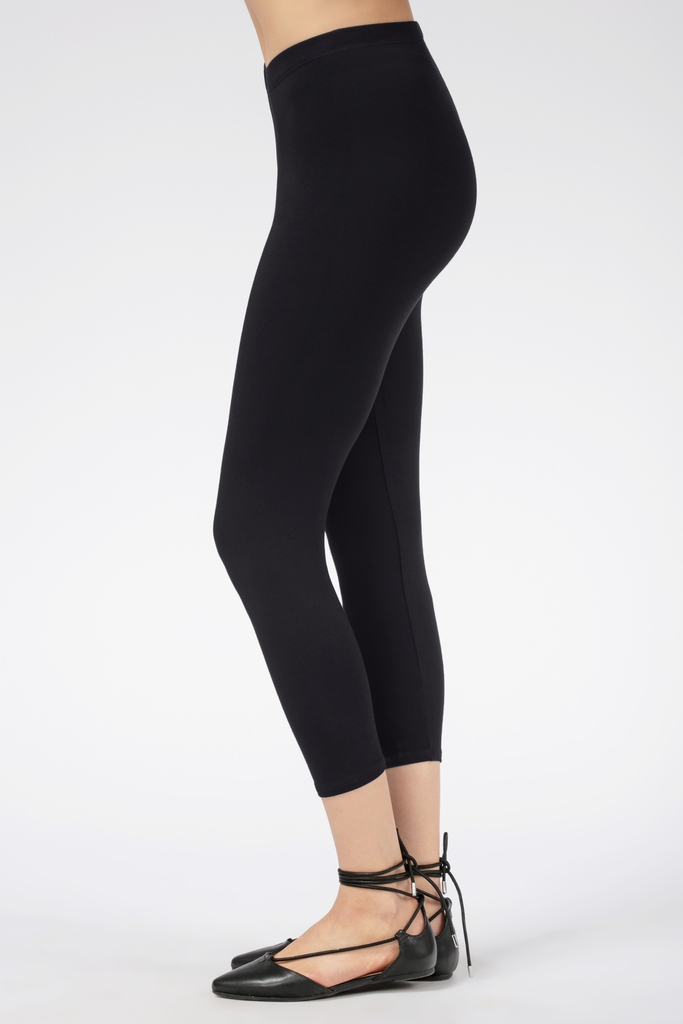 Organic Womens Leggings-Bamboo Clothing-Eco Friendly-LNBF USA