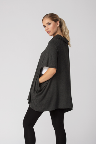 Farrah Cowl Neck Top