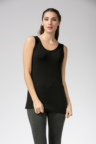 Womens Essential Tanks-Bamboo Clothing-Organic-Eco Friendly-LNBF USA