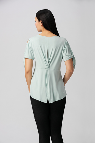 Michaela Split Sleeve Tunic