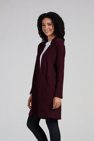 Miranda Fleece Cardigan