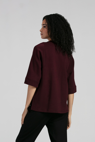 Addie Fleece Top