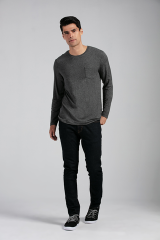 Simcoe Crew Neck Long Sleeve