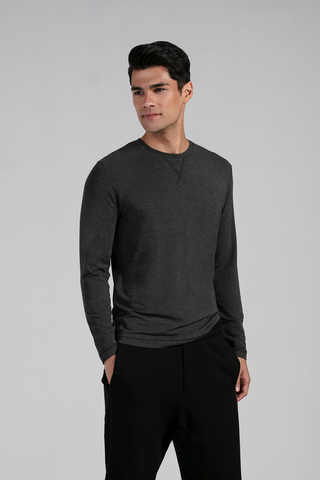 Owen Crew Neck Long Sleeve