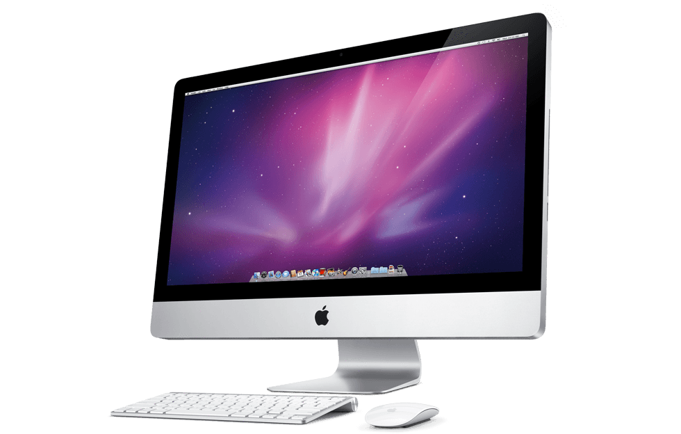 Used like New  MC510LL/A Apple iMac 27 Core i3-550 Dual-Core 3.2GHz All-in-One Computer - 4GB 1TB DVDRW +  Warranty 90days