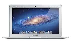 Used Apple MacBook Air  MC968LLA Core i5-2467M Dual-Core 1.6GHz 2GB 128GB SSD 11.6