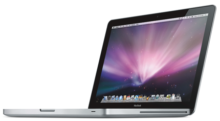 "Used Apple MacBook Pro 17"" MC024LLA   Core i7 Dual-Core 2.60GHz itunes 4GB 500GB Notebook"