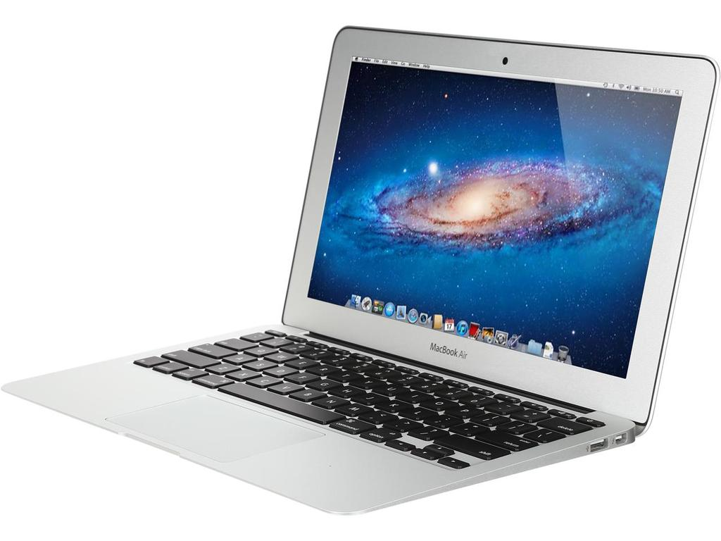 "Used Apple MacBook Air MD232LLA Core i5-3427U Dual-Core 1.8GHz 8GB 256GB SSD 13.3"" Notebook w/French Canadian Keyboard (Mid 2012)"