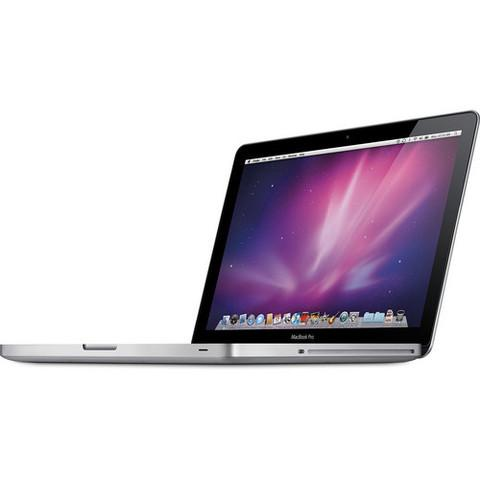 "Used Apple MacBook Pro MB986LLA Core 2 Duo T9600 2.8GHz 4GB 500GB GeForce 9600M GT DVD±RW 15.4"" AirPort OS X w/Webcam (Mid 2009)"