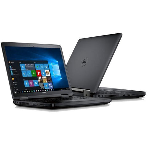 "Dell Latitude E5440 Core i7-4600U Dual-Core 2.1GHz 8GB 320GB DVD±RW GeForce GT 720M 14"" LED Laptop W7P (Black Skin)"