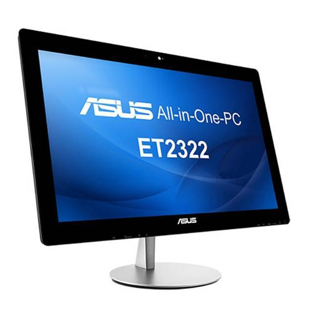 Asus ET2322IUTH-C2 23 inch Touchscreen Intel Core i3-4010U 1.7GHz/ 16GB DDR3/ 1TB HDD + 32GB SSD/ DVD±RW/ Windows 8.1 All-in-One PC (Black)