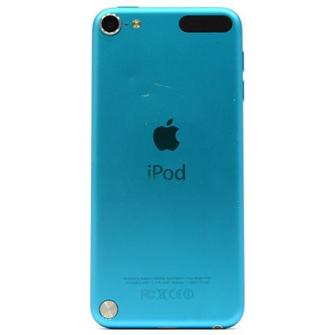 Used Like New Apple iPod touch 16GB MGG32LLA Blue (5th generation) Warranty 90 days