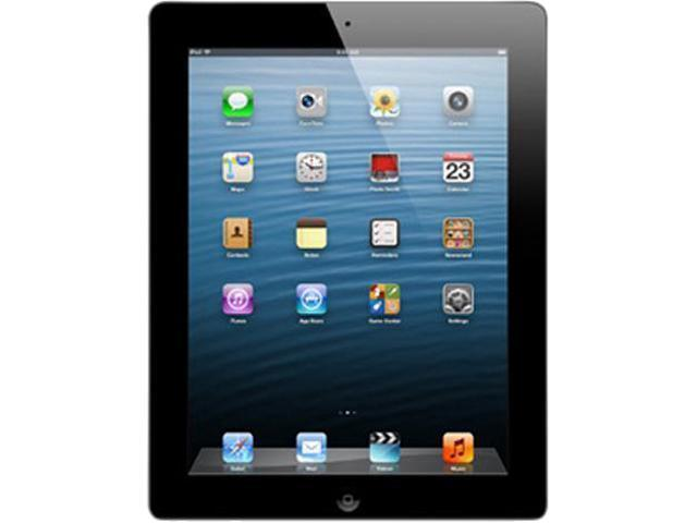 Apple iPad with Retina Display Wi-Fi 16GB - Black (4th generation)