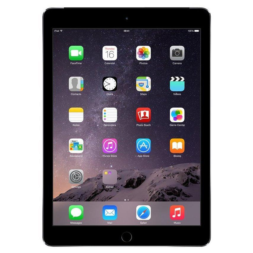 Apple iPad Air 2  with Wi-Fi MH2M2LLA + Cellular 64GB  Space Gray