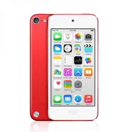 Used Apple iPod touch MGG72LL/A 16GB  Red (5th generation) Warranty 90 days