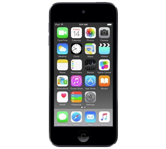 Used Apple iPod touch 16GB ME643LLA Black/Slate (5th generation) - No iSight Camera