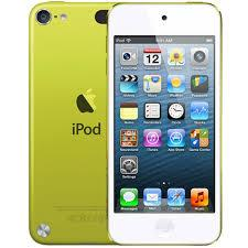 Used like New Apple iPod touch 32GB MD714LLA Yellow (5th generation) Warranty 90 days