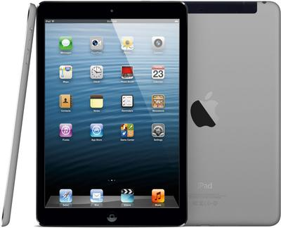Apple iPad Air with Wi-Fi Retina Multi-Touch Tablet 16GB Space Gray