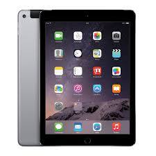 Apple iPad Air 2 MGL12LLA with Wi-Fi 16GB Retina Multi-Touch Tablet  Space Gray