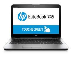HP EliteBook 745 G2 Fusion Dual-Core A6 Pro-7050B 2.2GHz 4GB 500GB HDD 14