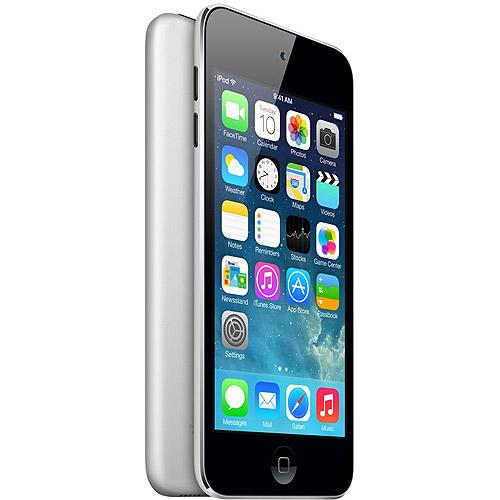 Used Apple iPod touch 16GB ME643LLA Silver (5th generation)  No iSight Camera Warranty 90 days