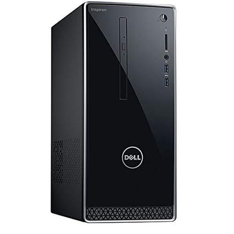 Dell Inspiron 3668 Core i3 7100 - Dual Core Desktop PC With Hdmi WiFi