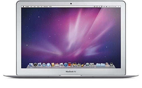 "Apple MacBook Air MC503LLA Core 2 Duo SL9400 1.86GHz 2GB 128GB SSD GeForce 320M 13.3"" Notebook AirPort OS X w/Cam (Late 2010)"