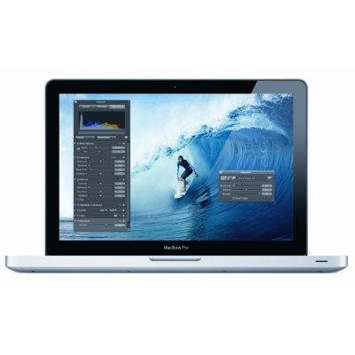 "Used Apple MacBook Pro 17""MC226LL/A  Laptop Intel 2.80GHz, 4GB RAM, 500GB HDD"