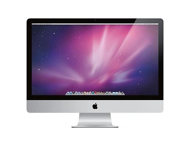 Used  MB398LLA Apple iMac 24 Core 2 Duo E8435 3.06GHz All-in-One Computer 4GB 500GB DVDRW GeF